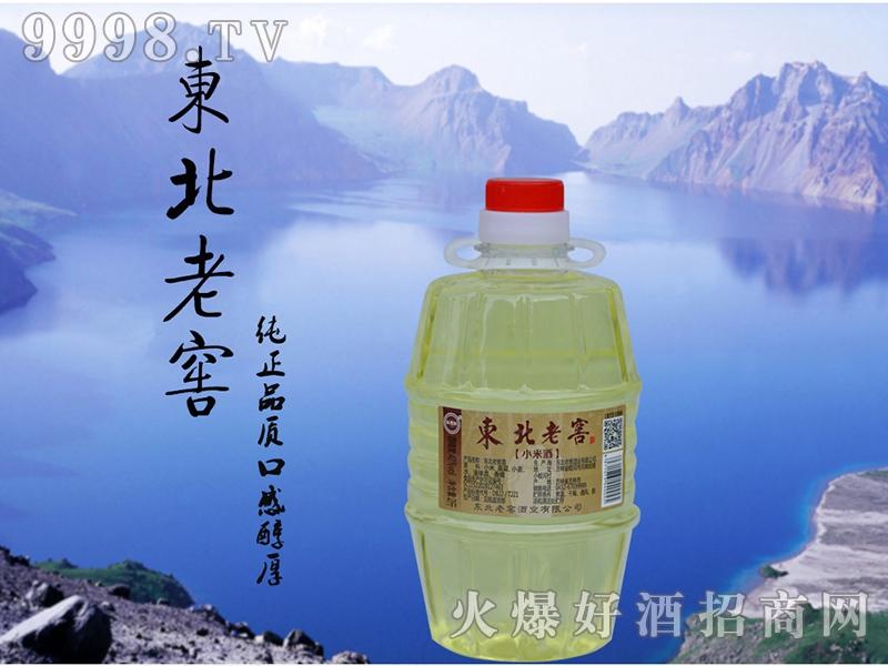 东北老窖-小米酒2斤