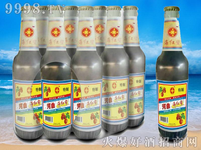 汉斯河曲海红蜜果啤-青杰啤酒