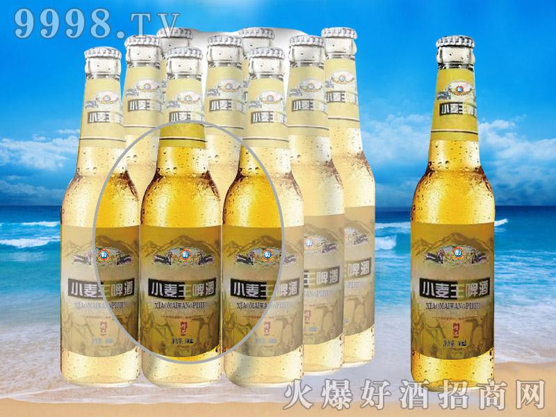 纯生啤酒小麦王啤酒500ml-青杰啤酒