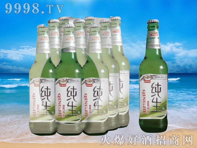 青杰啤酒纯生啤酒500ml-啤酒招商信息