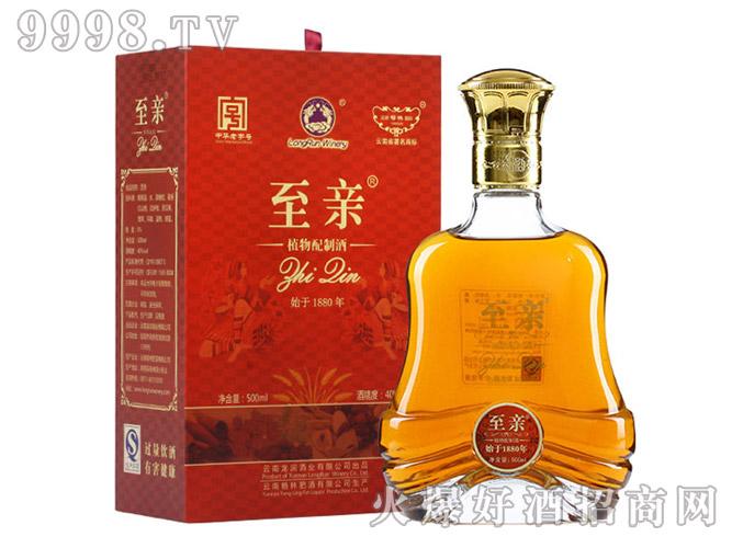 杨林肥酒-至亲-礼盒-500ML
