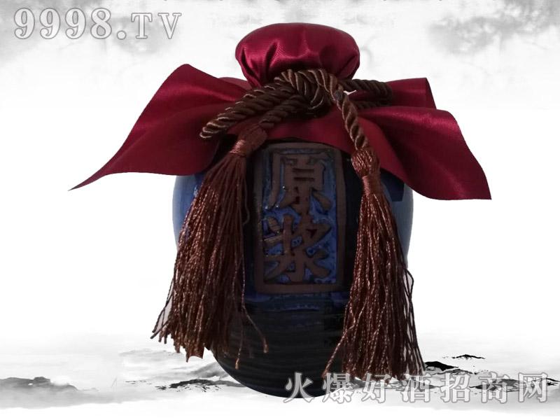 金淳景德镇陶瓷・原浆(红布)
