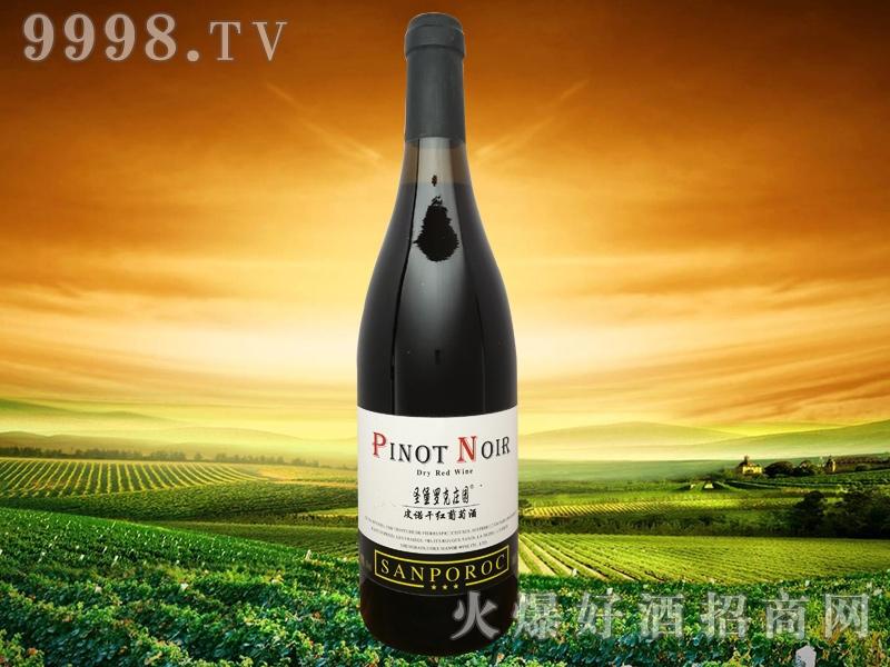 圣堡罗克庄园・皮诺干红葡萄酒