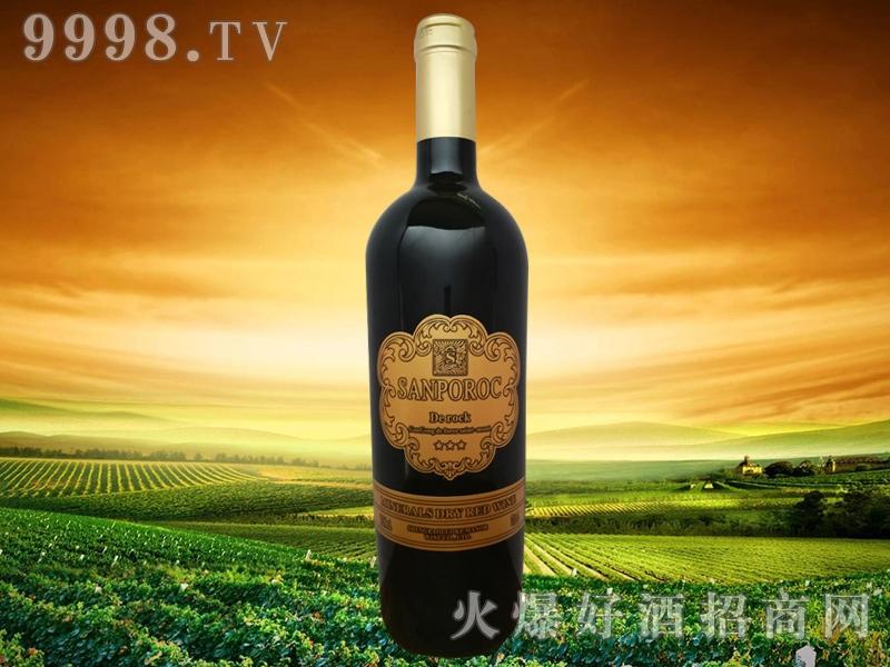 圣堡罗克庄园・金钻干红葡萄酒-红酒招商信息