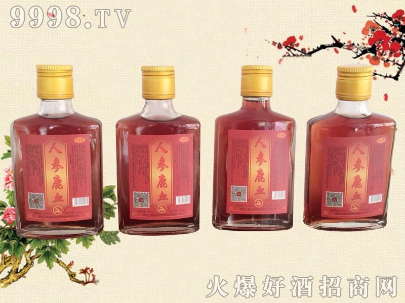 人参鹿血酒125ml系列