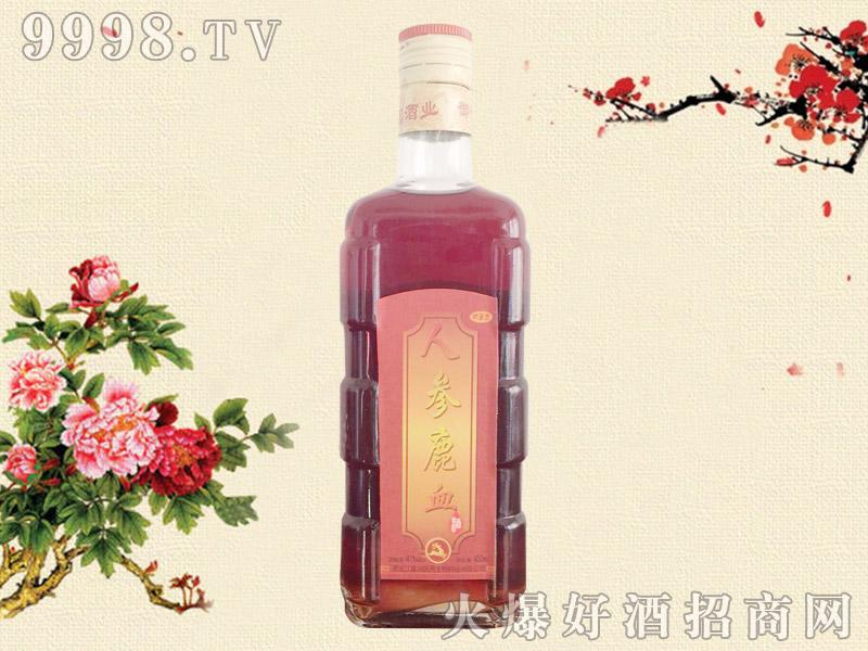 人参鹿血酒450ml-保健酒招商信息
