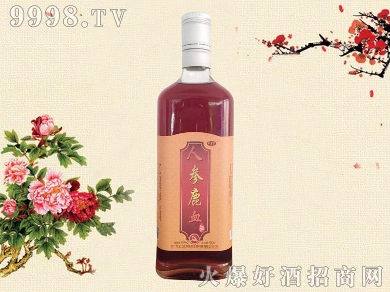 人参鹿血酒-保健酒招商信息