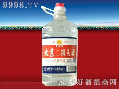 北京二锅头酒4L