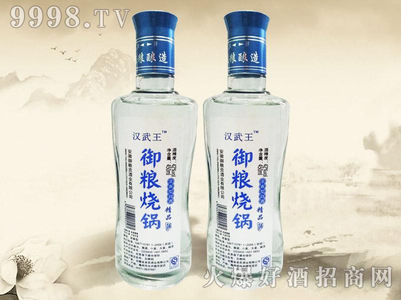 汉武王御粮烧锅酒精品