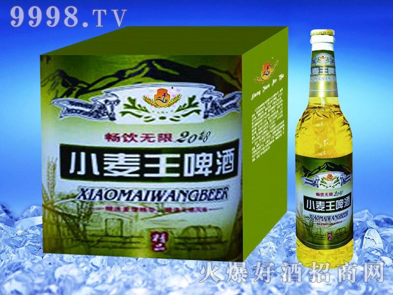 亮剑啤酒小麦王啤酒500ml×12瓶