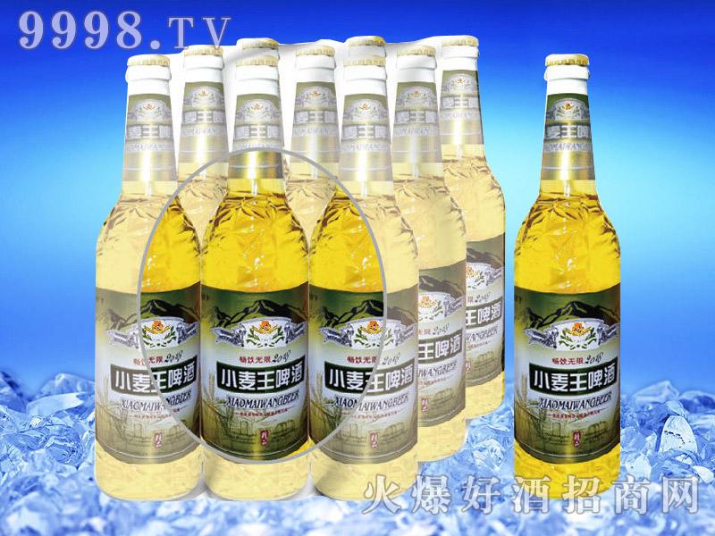 亮剑啤酒小麦王啤酒500ml×9瓶