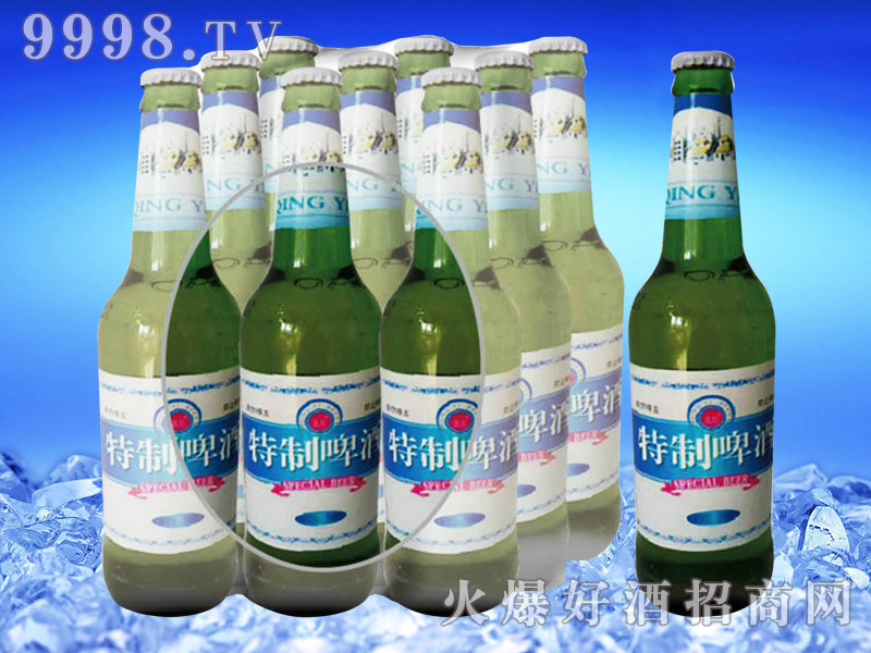亮剑啤酒特制啤酒500ml