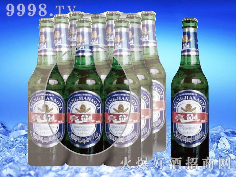亮剑啤酒500ml塑包