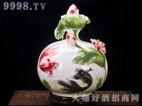 贵州花酒(花酿原浆私藏酒・富贵有余)-白酒招商信息