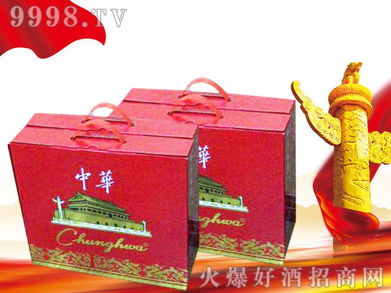 中华啤酒礼盒装
