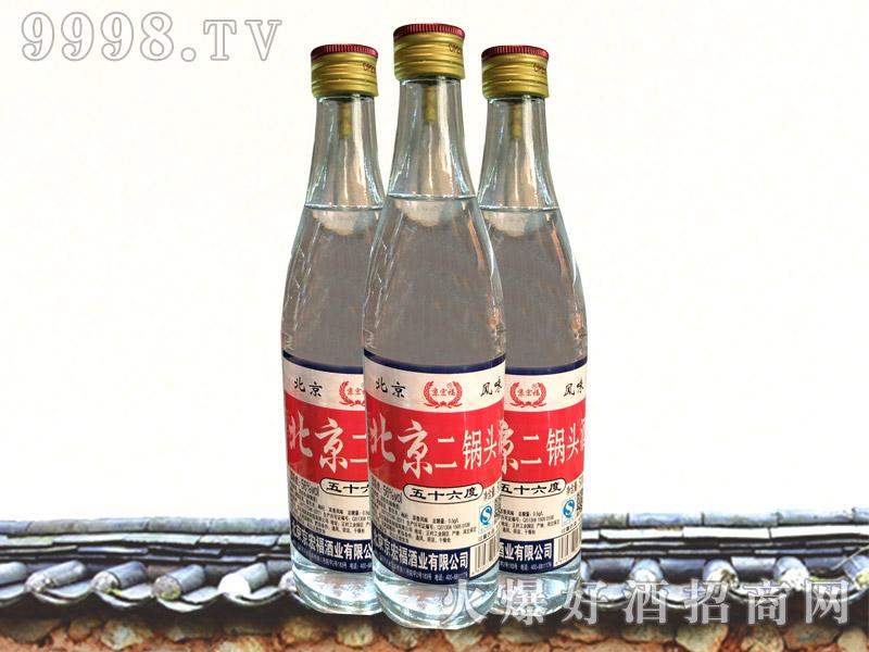 京宏福北京二锅头酒500ml(白)