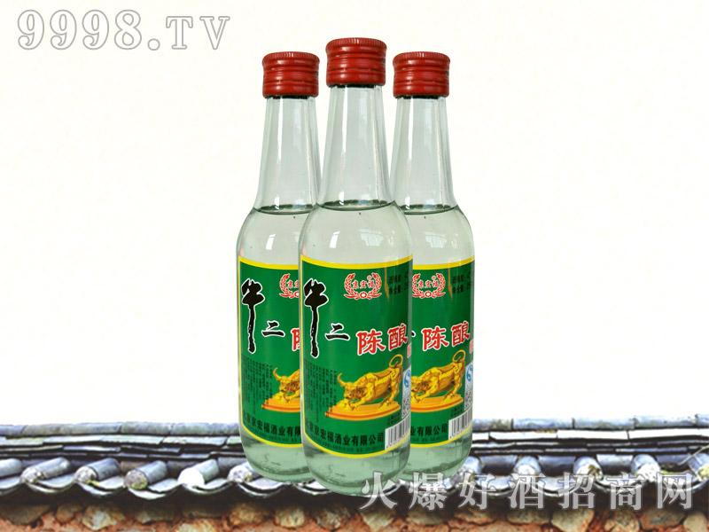 京宏福牛二陈酿酒250ml