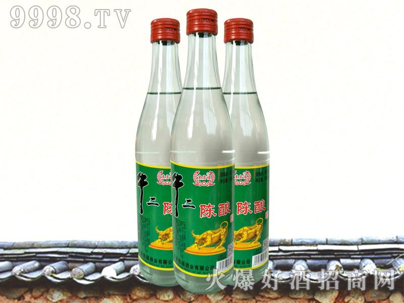 京宏福牛二陈酿酒500ml