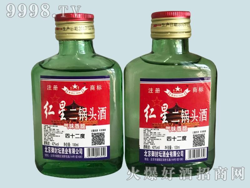 仁星二锅头酒42度100ml