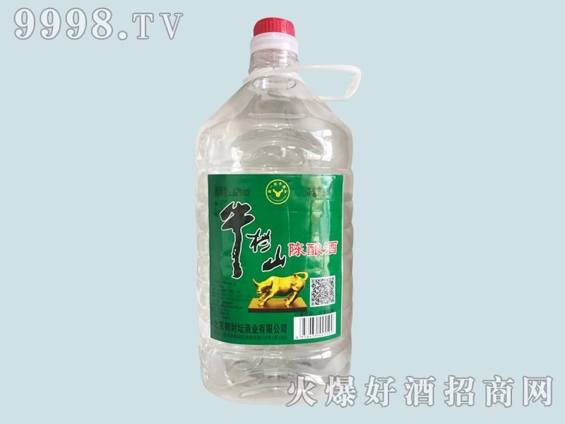 牛挡山陈酿酒42度-白酒招商信息
