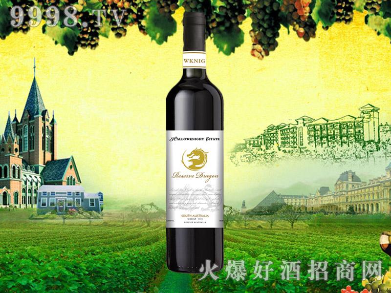 爱酒堡酒庄腾龙干红葡萄酒