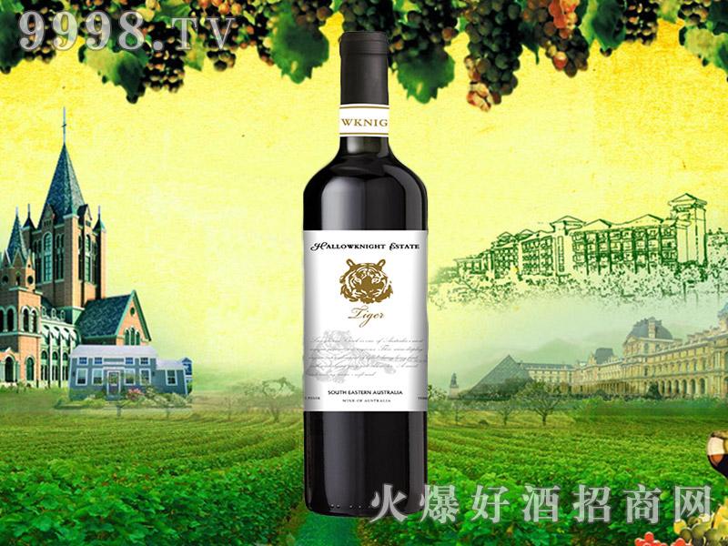 爱酒堡酒庄威虎干红葡萄酒