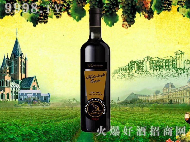 金标袋鼠葡萄酒