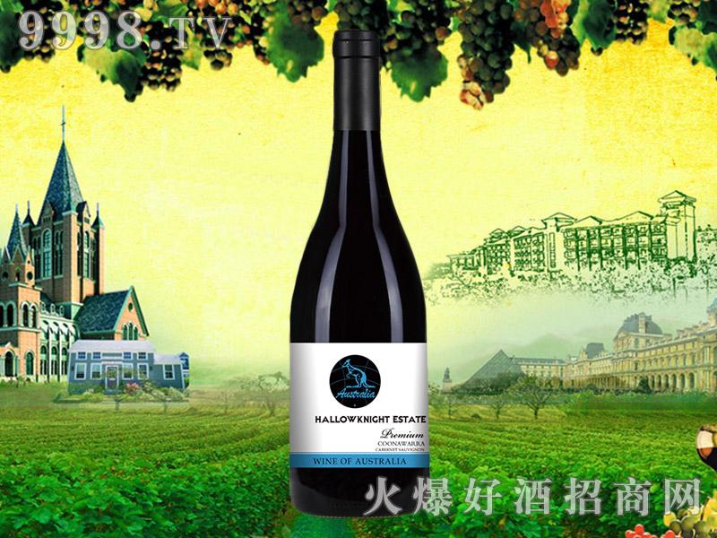 蓝标袋鼠干红葡萄酒
