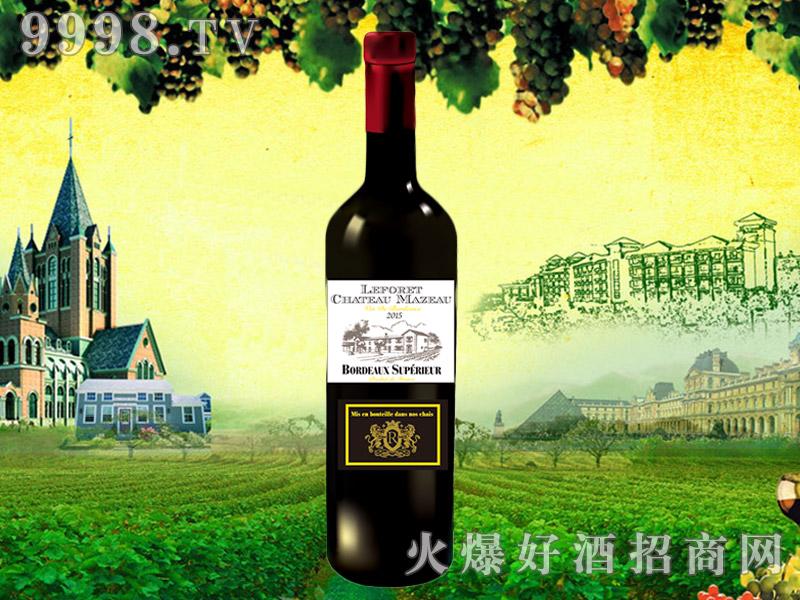 罗浮特波尔多干红-红酒招商信息
