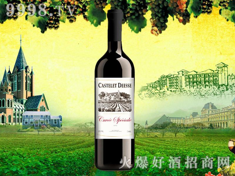 神堡干红葡萄酒-白酒招商信息
