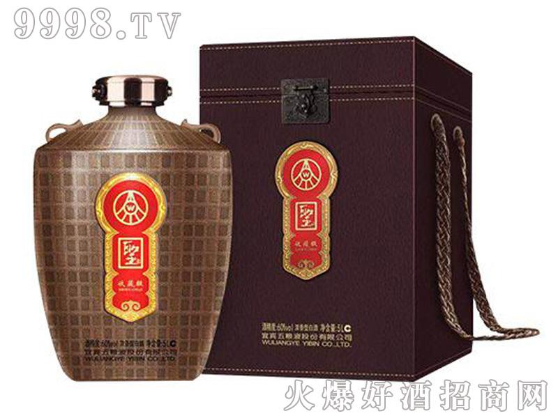 五粮液股份圣酒收藏级60度5L-白酒招商信息