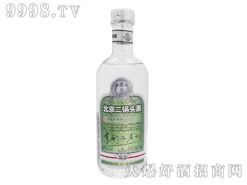 北京二锅头酒绿