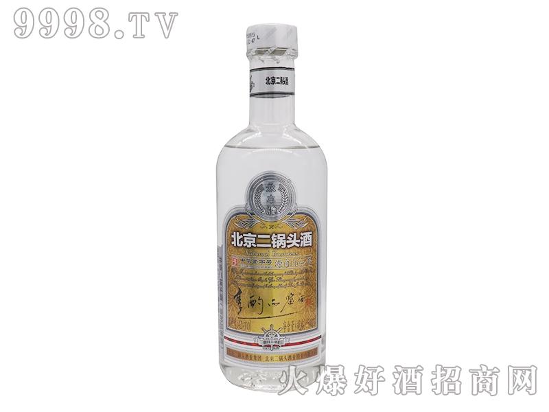 北京二锅头酒黄