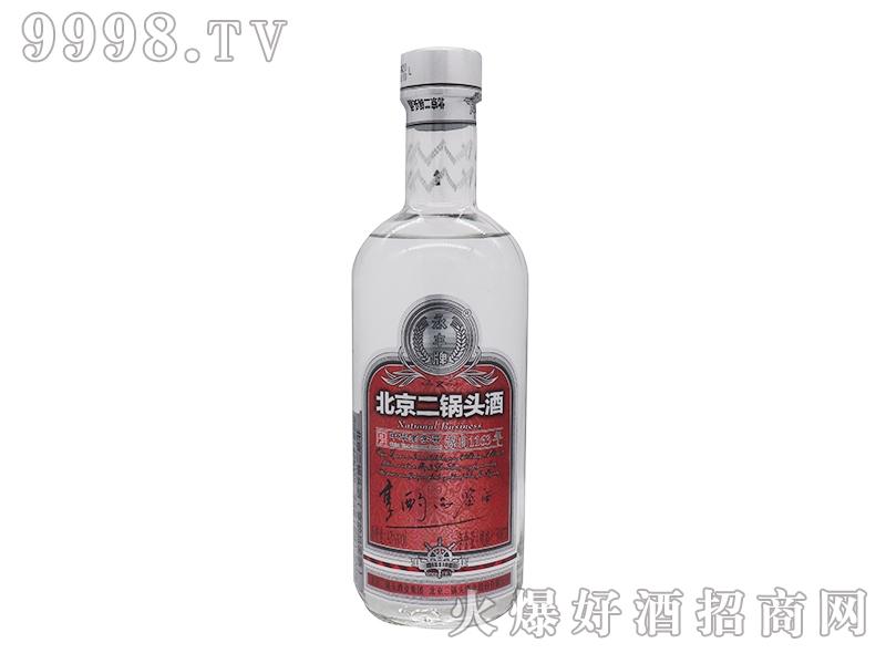 北京二锅头酒红