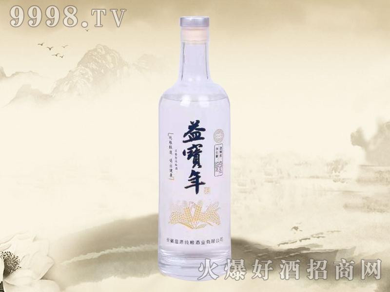 益宝年酒500ML瓶装