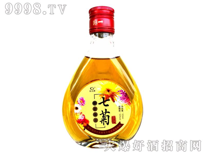 七菊露酒35度125ml-保健酒招商信息