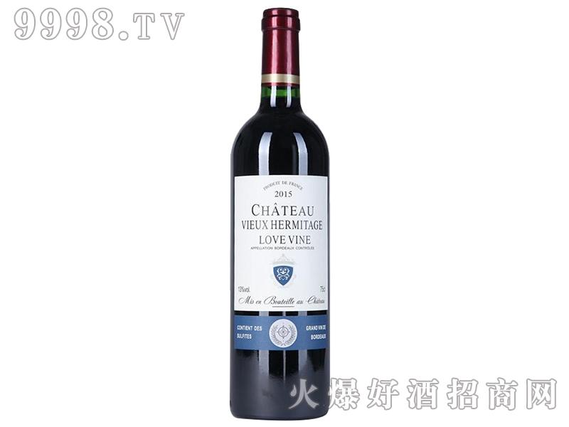 爱蔓・老遗产城堡干红葡萄酒