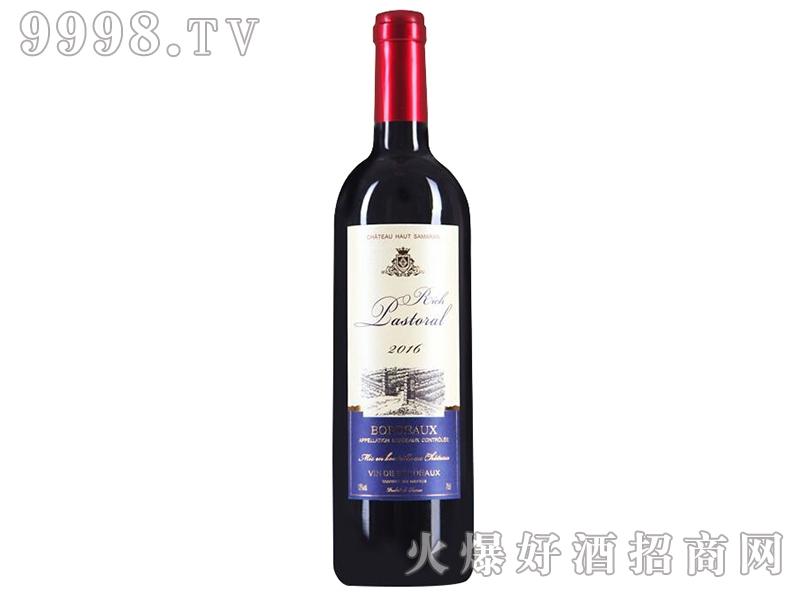 柏富田园干红葡萄酒