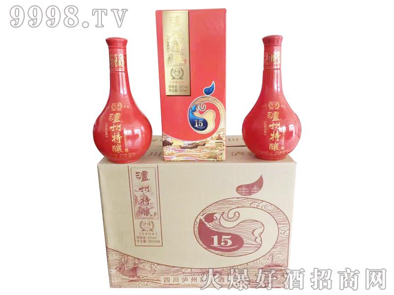 泸州特酿酒15-白酒招商信息