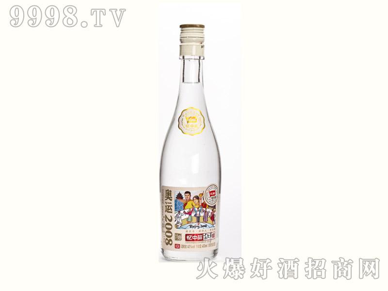 清香型故事酒