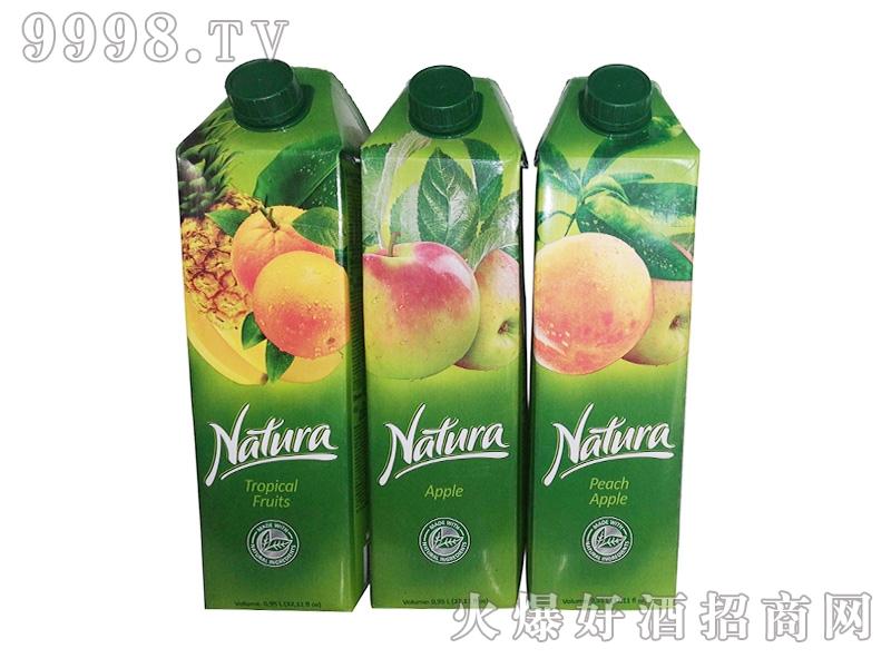桃子苹果果汁