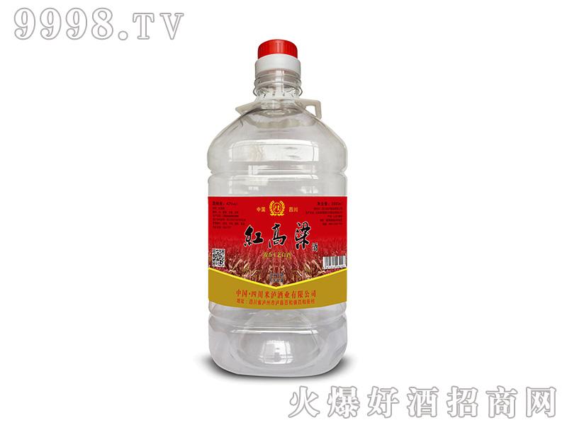 红高粱桶酒3800ml