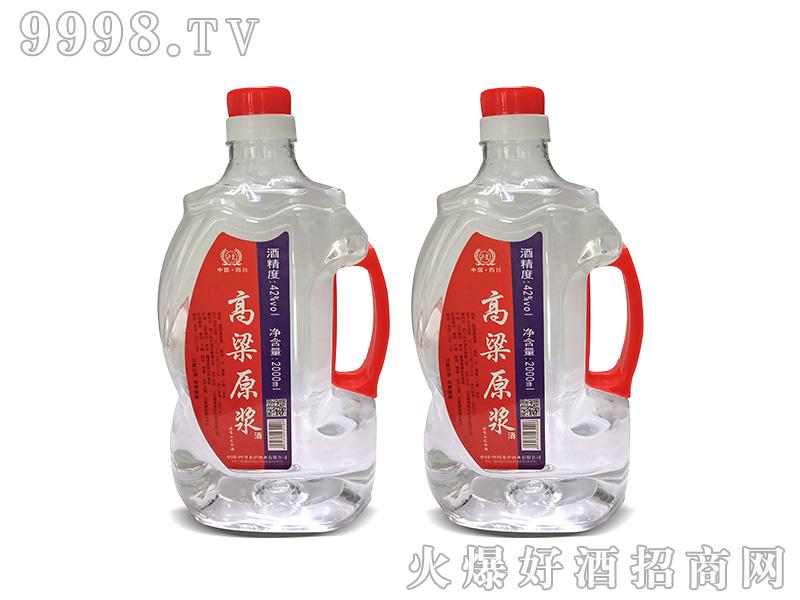 高粱原浆酒2L