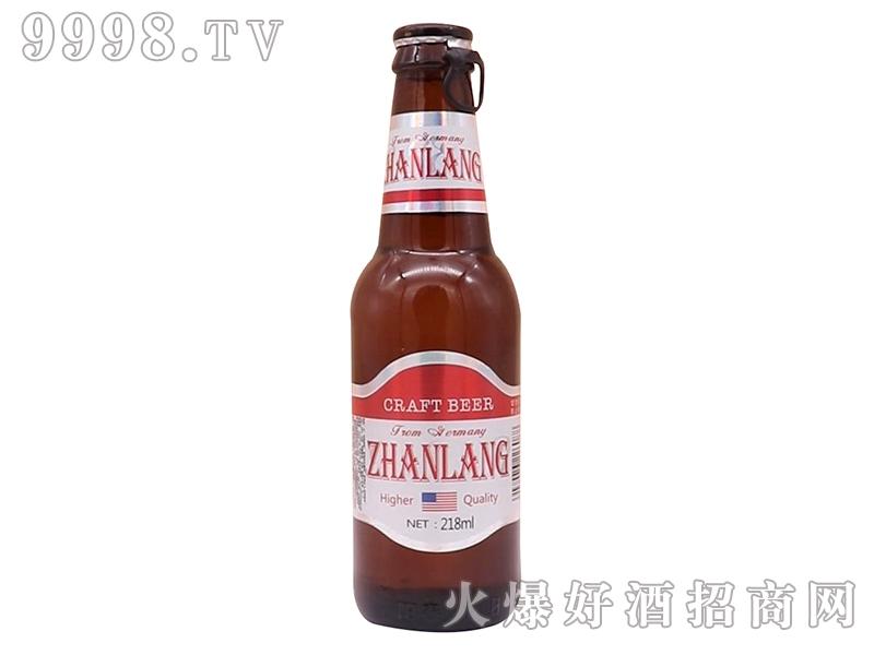 战狼激情啤酒218ml