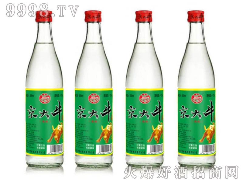 京大牛二锅头酒