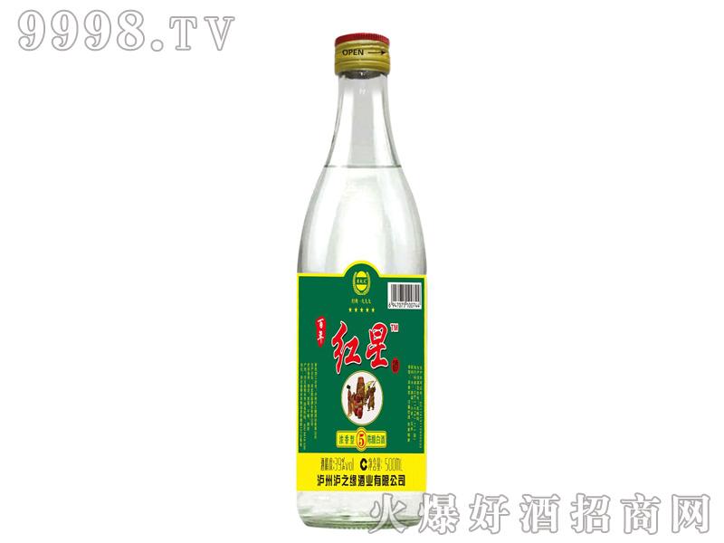 百年红�[酒39度