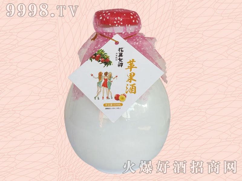 福又康·苹果酒(苹果米酒)500ml