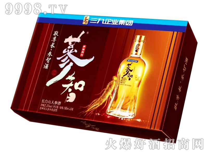 �Q智人参酒礼盒35°150ml-保健酒招商信息