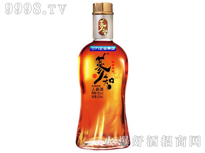 �Q智人参酒38°500ml-保健酒招商信息