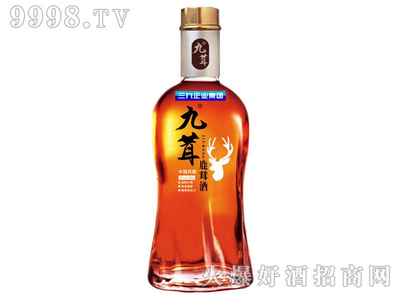 九茸鹿茸酒38°500ml-保健酒招商信息